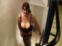 BBW, BBW, Big Tits, Gangbang, German, Mature