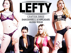 Alexis Texas & Dani Daniels in 3 Lesbians Isn't a Crowd! - SweetheartVideo