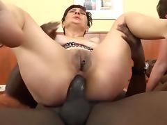 Lesbian, Anal, Assfucking, Granny, Lesbian, Mature