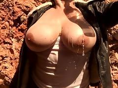 Rebecca Love - Hiking JOI - Big Tits