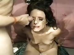 Lena Ramon and liters of hot sperm porn tube video