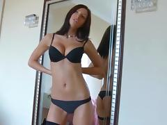 leggy lady is dreaming of you of course porn tube video