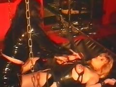 Latex, BDSM, Latex, Strapon