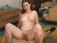 Exotic pornstar in crazy hairy, small tits xxx clip