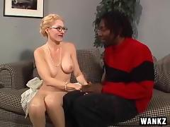 Cougar, Anal, Big Tits, Blonde, Blowjob, Cougar