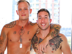 Zack Matthews & Brad Powers Military Porn Video - ActiveDuty