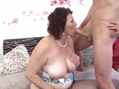 Mom and Boy, 18 19 Teens, Amateur, Mature, Mom, Old