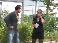 French Slut sodomized porn tube video