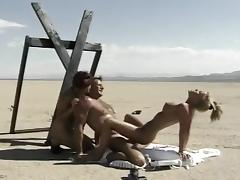 Two Sluts Get Anally Fucked In Public Action porn tube video