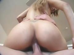 Crazy pornstar Vanessa Rubec in exotic rimming, facial xxx video