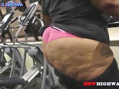 Geisha Grimm Workout porn tube video