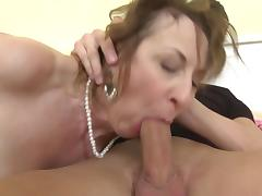 Mom and Boy, Amateur, Mature, Mom, Sex, Old and Young