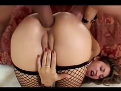 Anal DP Cum Farting Whore tube porn video