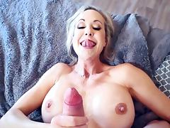 Top milf tries young dick in her very tight pussy porn tube video
