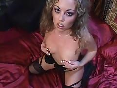 Hottest pornstar Kori Rae in exotic blonde, masturbation porn movie