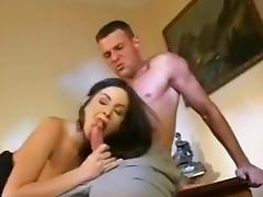 Slutty neighbor eager for anal porn tube video