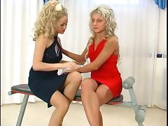 Valeria lesbians Susanna 2 porn tube video