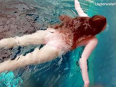 Redhead, Redhead, Underwater