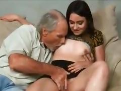 Daddy, College, Fucking, Hairy, Skinny, Small Tits