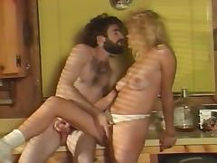 Aja, Lynn LeMay, David Sanders, Ron Jeremy, Tom Byron tube porn video