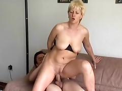 Crazy Amateur record with Big Tits, Grannies scenes porn tube video