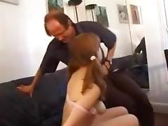 Grandpa, Anal, Ass, Blonde, College, Grandpa