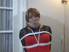 Bondage crossdresser tube porn video