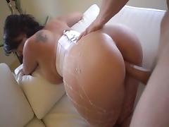 Big Ass, Ass, Big Ass, Big Tits, Blowjob, Brunette