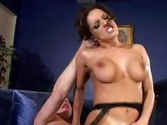Horny pornstar Francesca Le in incredible brunette adult movie porn tube video