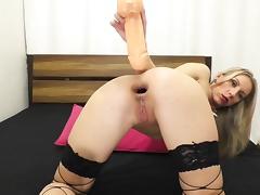 Extreme Anal porn tube video
