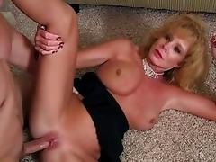 Exotic pornstar in crazy facial, big tits xxx video