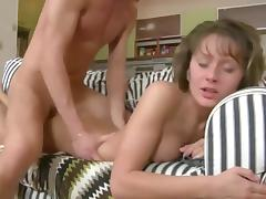 Jessy Gone Loves Taking Hard Pounding
