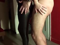 Latex, Latex, Spandex, Leggings
