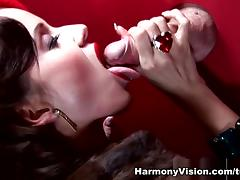 Cindy Dollar & Simone Style in Burlesque Bangers - HarmonyVision