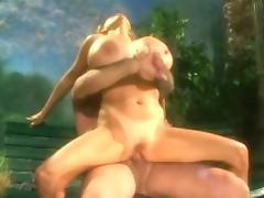 Fabulous pornstar in horny cumshots, big tits sex movie