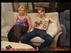 Slideshow: Mom Kira with Finnish Captions tube porn video