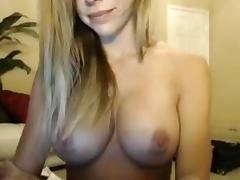 Amazing Amateur video with Strip, Solo scenes