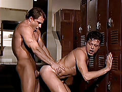 Adam Rom & Chris Ramsey & Sonny Markham & Tony Cameron in In Man's Country Scene 2 - Bromo tube porn video