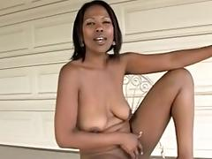 Ebony mature Sapphire