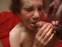 Fossil Fucking Granny