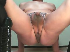 I can't stop sextoy riding & prostate milking Feb-22-2015 tube porn video