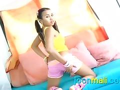 joon is a sexy thai vixen