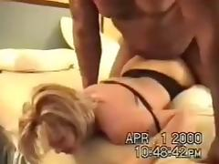 Cuck hub films BBC creampie then eats it porn tube video