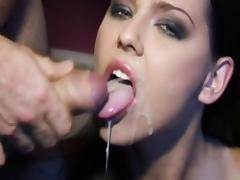 Cummy foreskins compilation 17 tube porn video