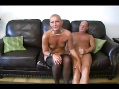 Shaved Head porn tube video