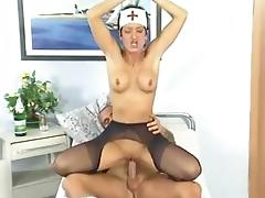 Susana De Garcia - Sexy Nurse porn tube video