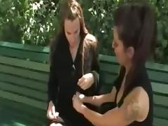 Public Whore 1 of three porn tube video