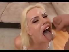 FACES OF CUM Tara Lynn Foxx porn tube video