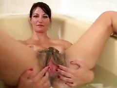 Horny Homemade record with Fingering, Brunette scenes