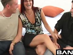 Amateur Freaks Getting Cum Facials